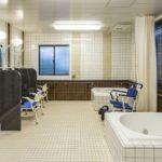 ④デイサービス浴室